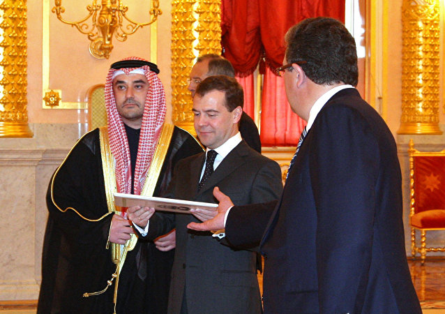 سفير دولة الإمارات في موسكو، عمر غباش
