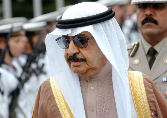 رئيس الوزراء البحريني الأمير خليفة بن سلمان آل خليفة
