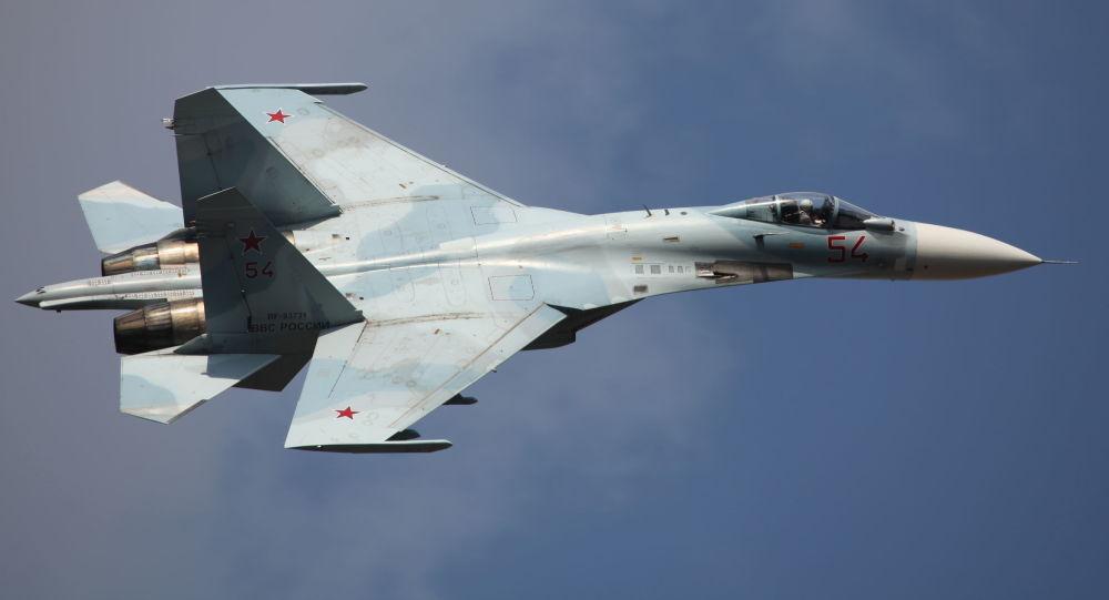 مقاتلة سو-27إس إم3