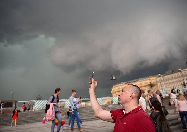 إعصار موسكو