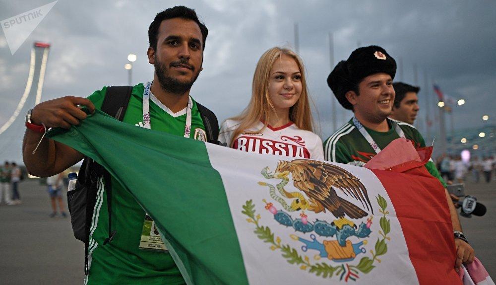 كأس القارات 2017 - مباراة المكسيك ضد ألمانيا