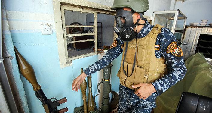 جندي الجيش العراقي