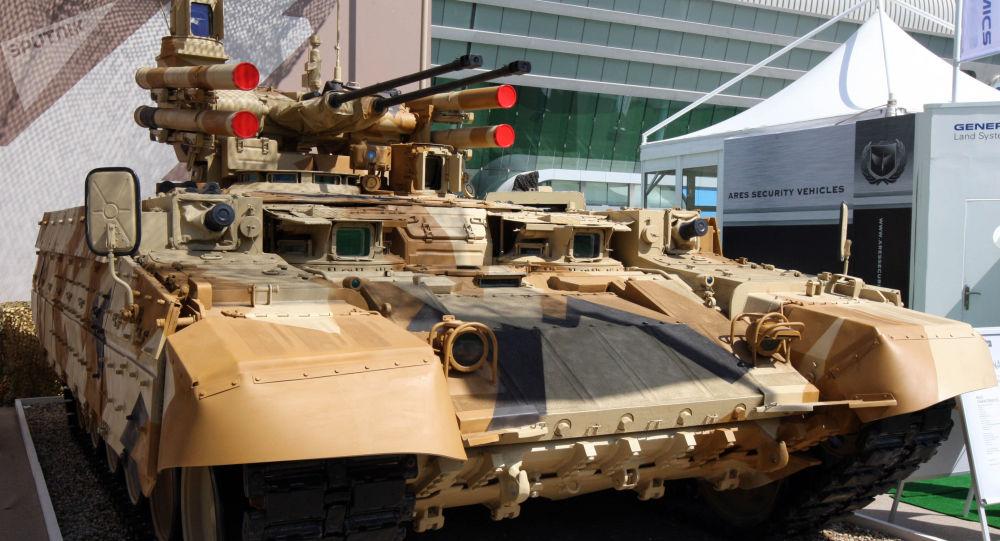 آلية مساندة الدبابات ترميناتور