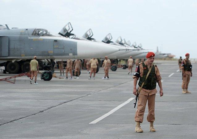 قاعدة حميم في سوريا