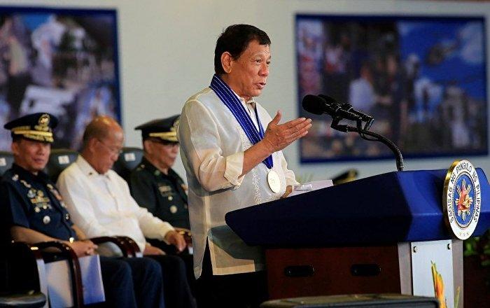 الرئيس الفلبيني: لن أُحاكم أو أمثل أمام محكمة إلا في الفلبين