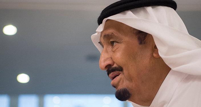 الملك سلمان بن عبد العزيز آل سعود، الجدة، السعودية، 6 يونيو/ حزيران 2017