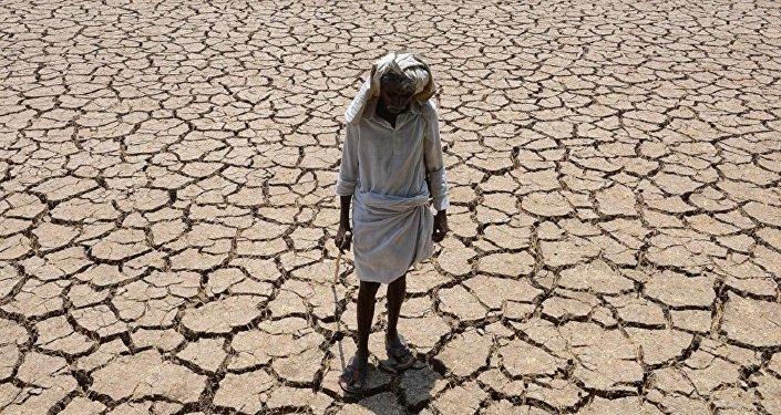 الجفاف في الشرق الأوسط