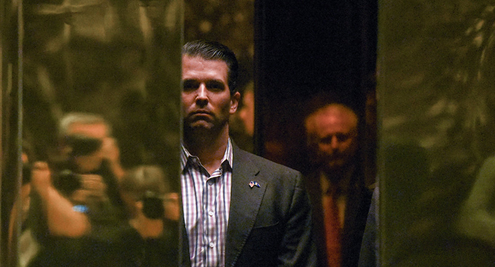 دونالد ترامب الابن