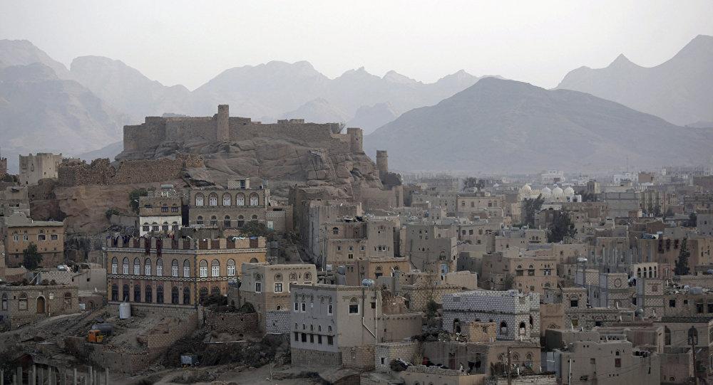 مدينة رداع، جنوب صنعاء، اليمن