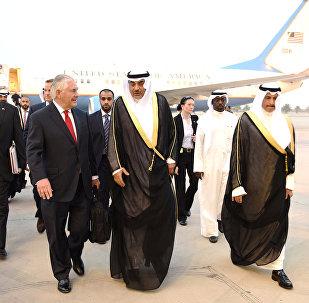 زيارة وزير الخارجية الأمريكي ريكس تليرسون إلى الكويت (10 يوليو 2017)