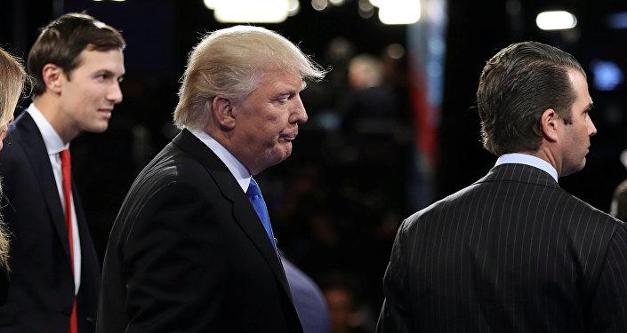 ترامب وكوشنر