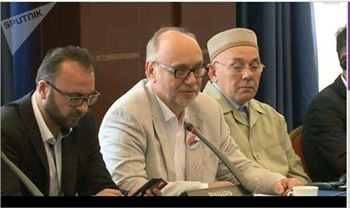 المؤتمر الدولي الأول لمكافحة الإرهاب في موسكو