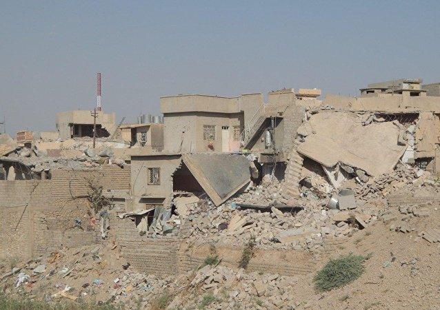 مدينة الموصل بعد التحرير، العراق