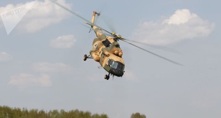 مروحية مي-17 في-5