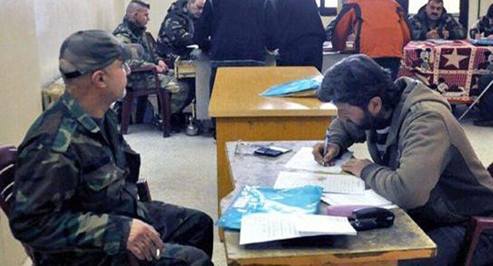 تسوية أوضاع 153 شخصاً من ريف حمص الشمالي وعدد من أحياء مدينة حمص