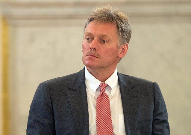 المتحدث الرسمي باسم الرئاسة الروسية، دميتري بيسكوف
