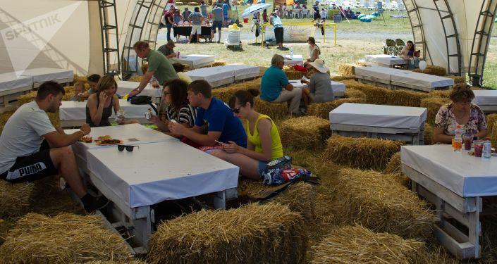 السياحة في القرم - مهرجان بيرفيست