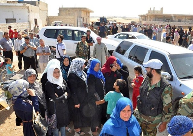 عودة مئات العائلات إلى منازلها بريف حماة الشمالي
