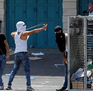 مواجهات بين فلسطينيين وإسرائيليين في بيت لحم