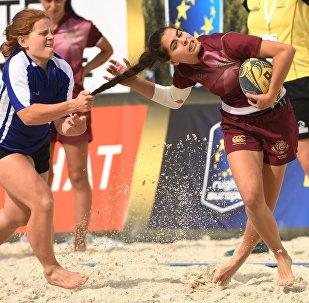 بطولة أوروبا لـالرغبي للنساء - فريقي بيلاروسيا وجورجيا