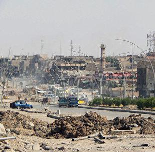 الطريق الرئيسي لمدينة الموصل