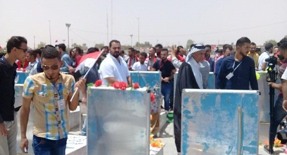 ناجون من بطش داعش في العراق