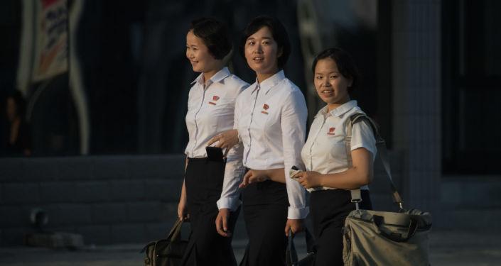 الحياة اليومية في كوريا الشمالية