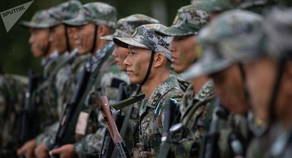الألعاب العسكرية الدولية أرميا-2017 في روسيا - قوات الإنزال الكورية الشمالية