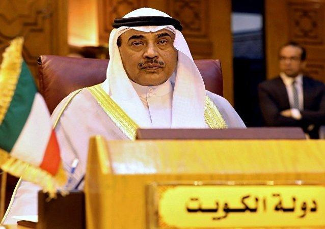 وزير الخارجية الكويتي