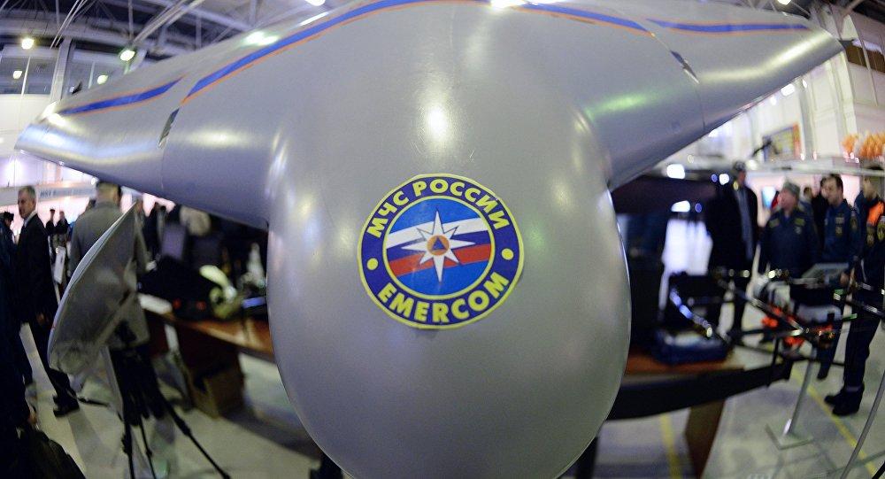 منظومة طائرة بدون طيار سوبركام