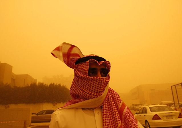 مواطن من السعودية