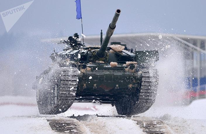 دبابة تي - 72