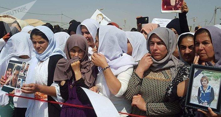 عام حزين .. يوم سبيت الإيزيديات من قبل داعش