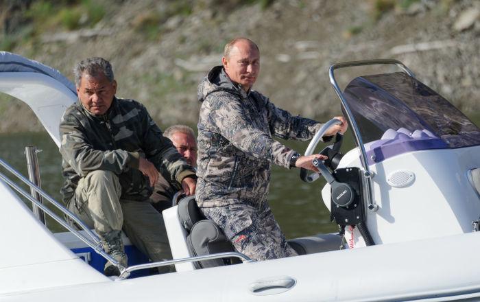 بريطانيا تعرض فيلما عن عمل بوتين الاستخباراتي قبل توليه الرئاسة