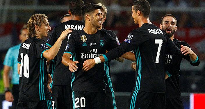 ريال مدريد بطلا للسوبر الأوروبي