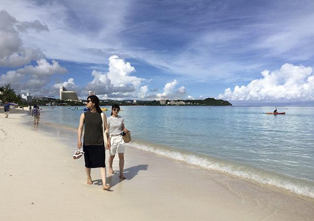 جزيرة غوام