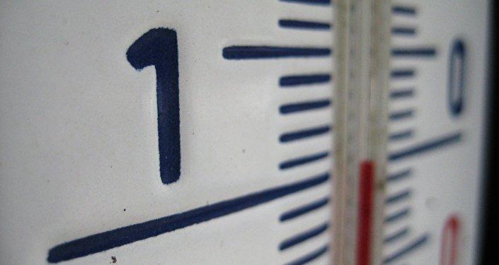 مقياس الحرارة
