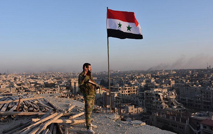 مركز المصالحة الروسي: إصابة عسكري سوري في قصف المسلحين لمدينة حلب