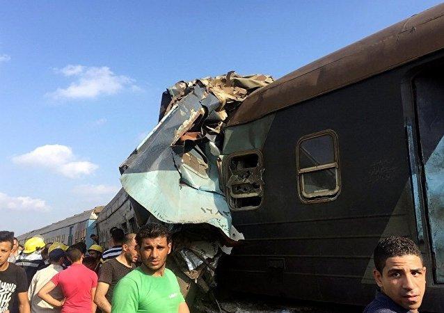 قطار الإسكندرية