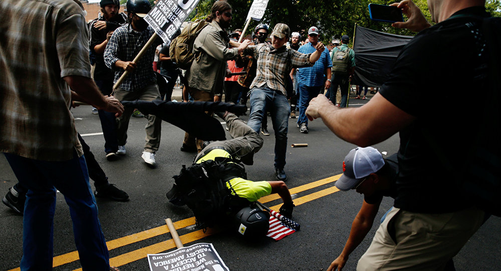 نتيجة بحث الصور عن احتجاجات فرجينيا