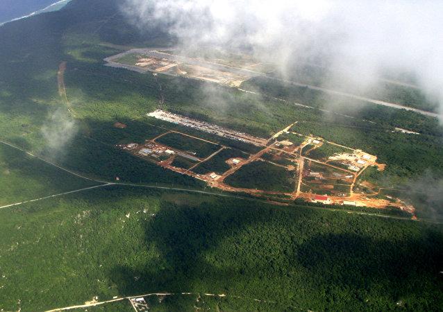 القاعدة الجوية الأمريكية أندرسون في غوام