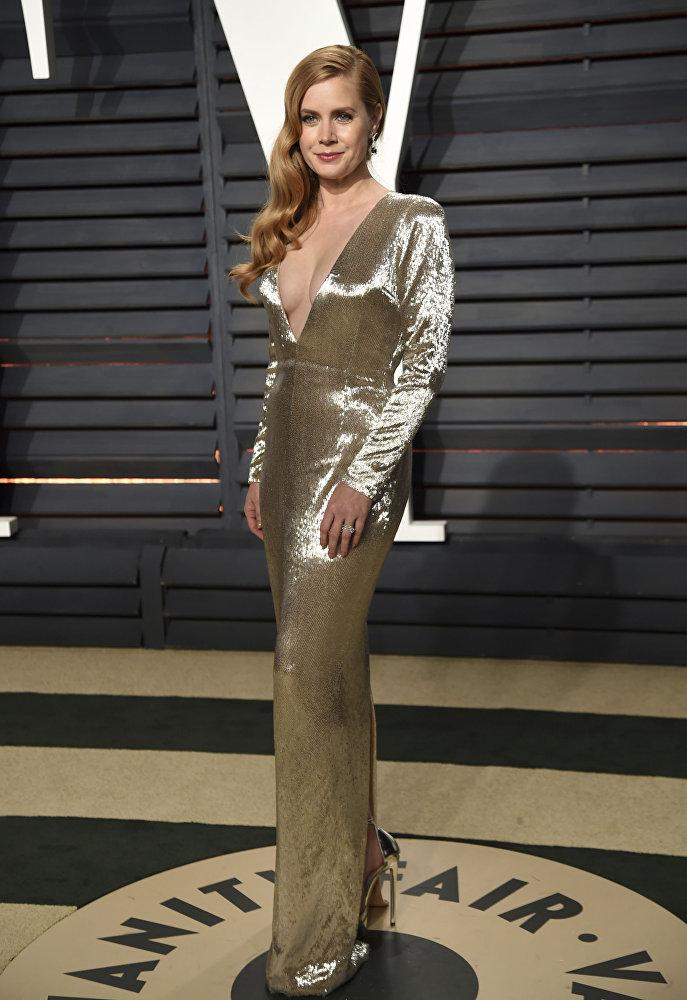 الممثلة إيمي أدامس