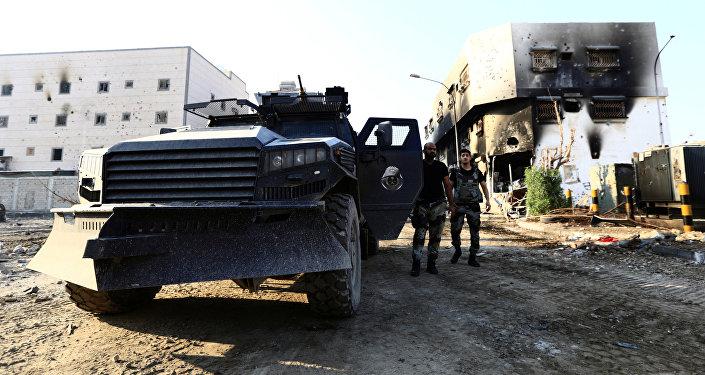 قوات الأمن السعودية في العوامية