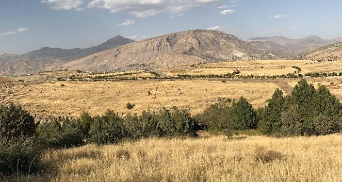 الجبال القديمة في كردستان العراق