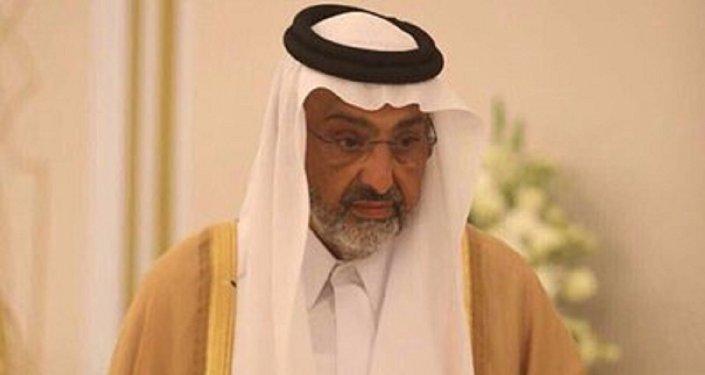الشيخ عبد الله أل ثاني