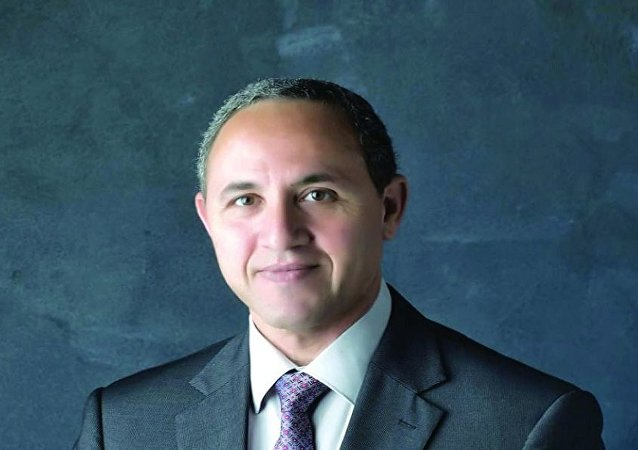 وزير الثقافة الجزائري عز الدين ميهوبي