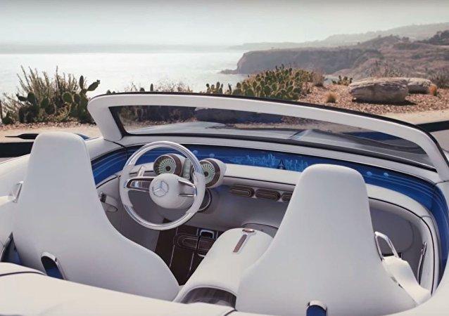 سيارة مرسيدس الكهربائية