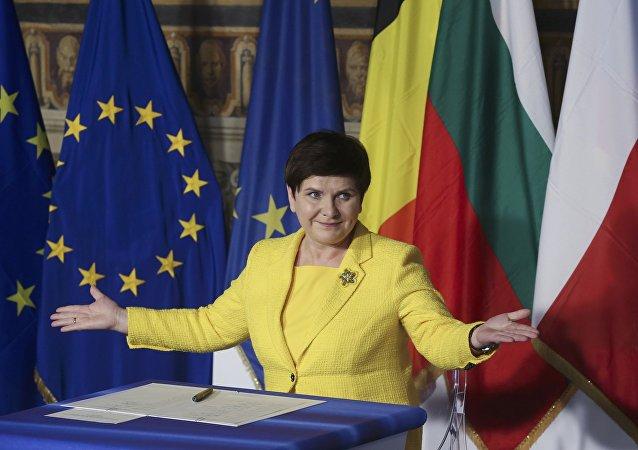 رئيس وزراء بولندا