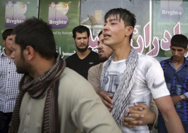 هجوم في كابول (صورة أرشيفية)