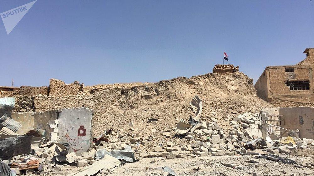 قلعة تلعفر الأثرية